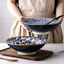 Grand bol japonais à nouilles 9.5 pouces, Ramen,