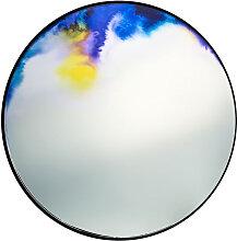 Grand miroir FRANCIS de Petite Friture, Bleu-Violet