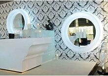 Grand miroir lumineux Slide