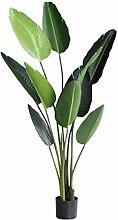 Grand Plante Artificielle 59 Pouces Faux Bananier