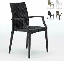 Grand Soleil - Chaises de jardin fauteuil