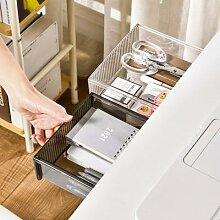 Grand tiroir de rangement sous le bureau, boîte