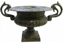Grand vase vasque chambord jardinière de pilier