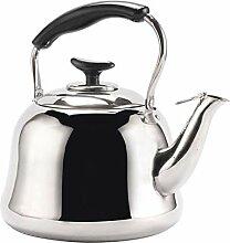 Grande bouilloire à thé pour la cuisinière en