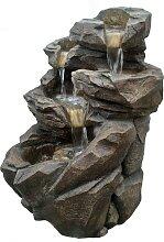 Grande fontaine de jardin H71cm
