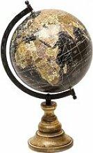 Grande Mappemonde Globe Terrestre Décoratif