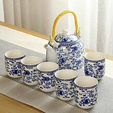 Grande théière, Plateau à thé, Pot Kungfu en