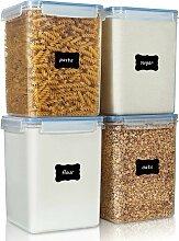 Grands contenants de conservation des aliments 5,2