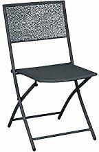 greemotion Chaise de jardin pliante Mykonos - Lot