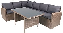 Greemotion - Fauteuil d'angle avec table -