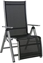 fauteuil de jardin avec dossier