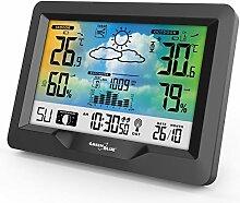 Green Blue GB540 Station météo avec écran