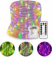 GreenClick 14m 120 LED RGB Light Tube 8 Modes
