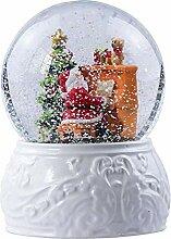 Greenf Boule à Neige Boule de Cristal de Noël