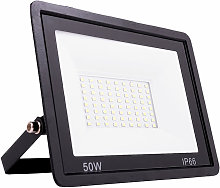 Greenice - Projecteur Led SMD Ajustable 50W 4000Lm