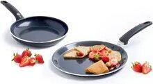 Greenpan CC001572-001 - Batterie de cuisine