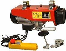 Greenstar 10437 Palan électrique 230 V X9208341