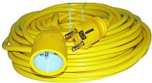 Greenstar 4840 Rallonge électrique PVC 50 m 3 x