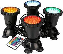 GreenSun LED Lighting RGB Spot Light Led Aquarium