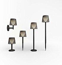 GRETA-Applique/Lampe à poser/Lampadaire/A piquer