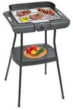 Grill barbecue électrique sur pieds 2000 W de