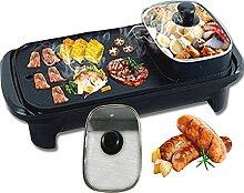 Grill Viande Portable, Gril Sans Fumée, Barbecue