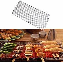Grille de barbecue rectangulaire japonaise