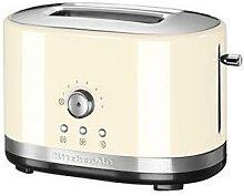 Grille-pain à contrôle manuel Crème 5KMT2116EAC