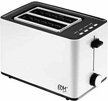 Grille-pain Double fente - 850W - EDM