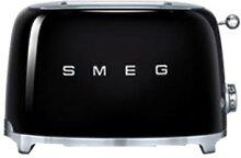 Grille-pain double SMEG TSF01BLEU Noire