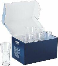 Grohe Blue verres à eau 6 pièces 40437000