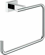 Grohe Essentials Cube Anneau porte-serviette