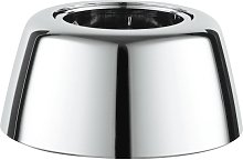 Grohe Universel Rosace de robinet chrome 45545000