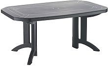 GROSFILLEX - Table de jardin Vega 165x100