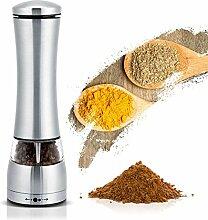 Grossesse réglable de moulin à sel et à poivre