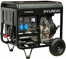 Groupe électrogène diesel Hyundai 6500w