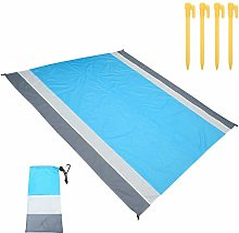 GSDJU 200X210CM Tapis de Camping Couverture de
