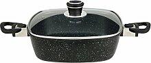 GSW 166331 Titanium Granit ferroTherm poêle