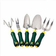 GTUL Ensemble D'outils De Jardinage, Outils De