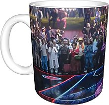 GUANGHE SE Jam A New Legacy Tasse à café en