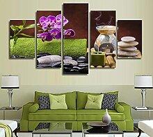 GUANGWEI Toile Print HD Poster 5 Combinaison De