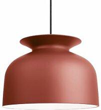 GUBI lampe à suspension RONDE Ø40 cm (Rouille -