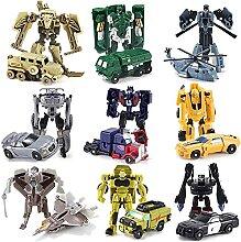 Guerre des transformateurs pour Cybertron Toys