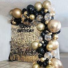 Guirlande de ballons en Latex pour anniversaire,