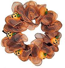 Guirlande de citrouilles pour Halloween -