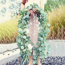 Guirlande de fleurs artificielles, pour