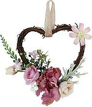 Guirlande de mariage, guirlande de fleurs