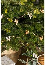 Guirlande de Noël LED 220 cm Linda Renne Sklum