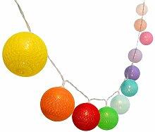 Guirlande décorative MIMY SOLAR | multicolore