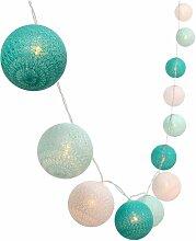 Guirlande décorative MIMY SOLAR | pastel